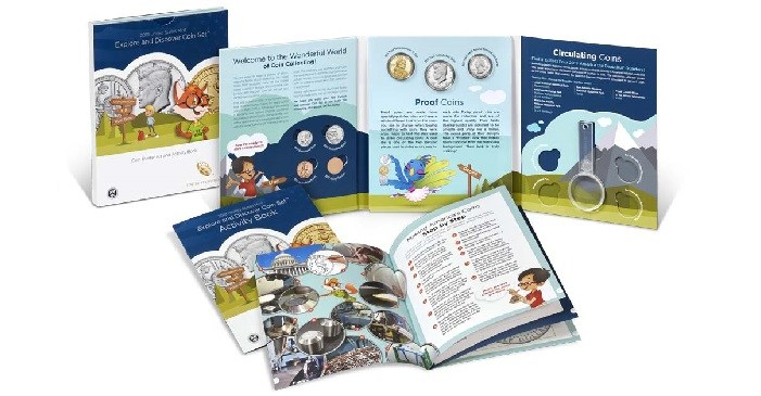 2019 Explore And Discover Coin Set Coin News