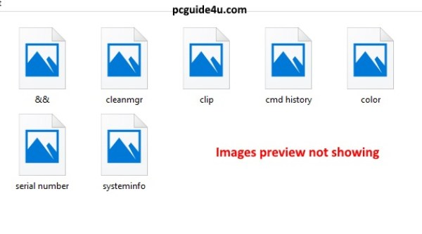 thumbnail preview issue