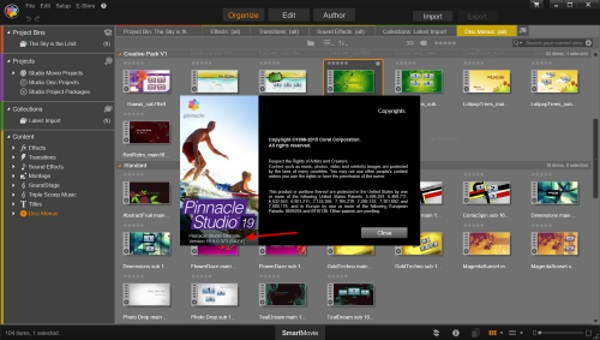 download pinnacle studio ultimate