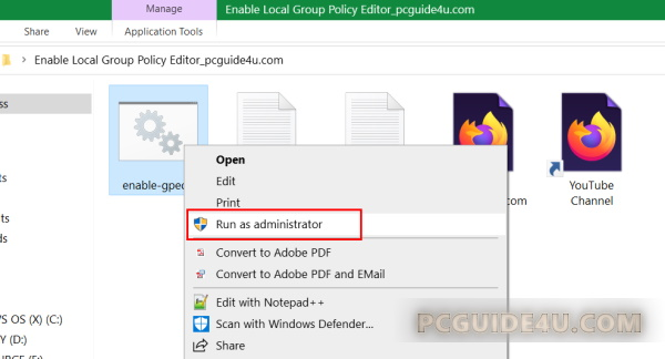 how to add group policy in windows 10 home