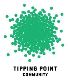 Tipping Point logo - Peninsula Custom Homes