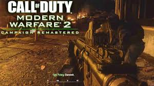 Call of Duty Modern Warfare 2 Campaign Remastered Crack