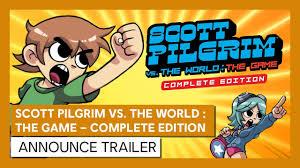 Scott Pilgrim VS The World The Game Complete Edition Crack CPY