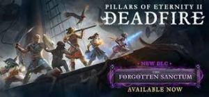 Pillars of Eternity II Deadfire The Forgotten Sanctum Crack PC Download