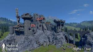 Medieval Engineers  Crack CODEX Torrent Free Download PC +CPY Game