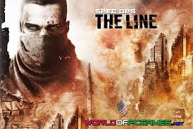Spec Ops The Line Crack CODEX Torrent Free Download PC Game