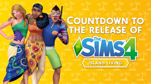 The Sims 4 Island Living Update v1.55 Crack Full PC Game Download