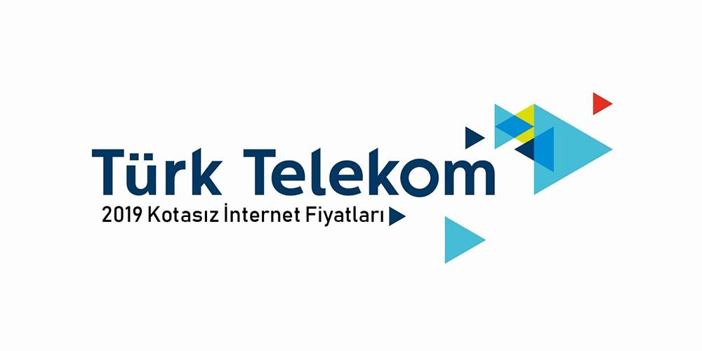 Türk Telekom'un 2019 Kotasız İnternet Fiyatları Ortaya Çıktı [Güncelleme]