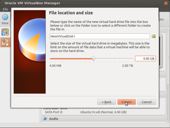 AddDiskVirtualBox
