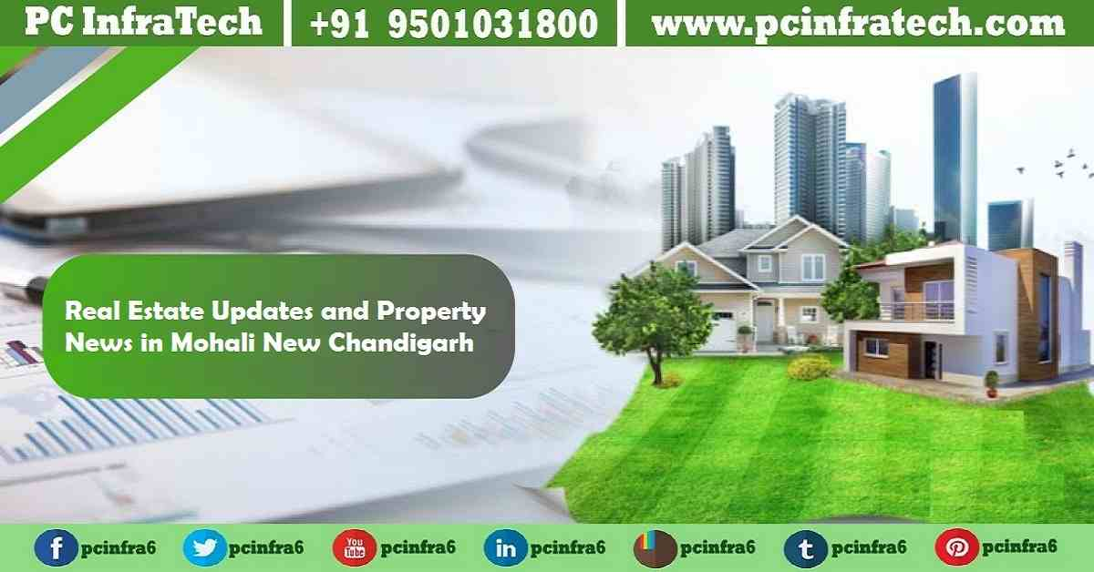 latest property news in Mohali
