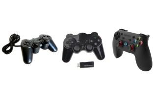 Controles para Video Juegos (GamePads) y Pedales