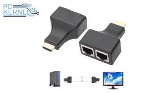 Adaptador HDMI Extensión