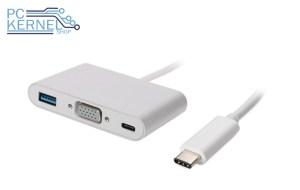 Adaptador Micro USB a VGA