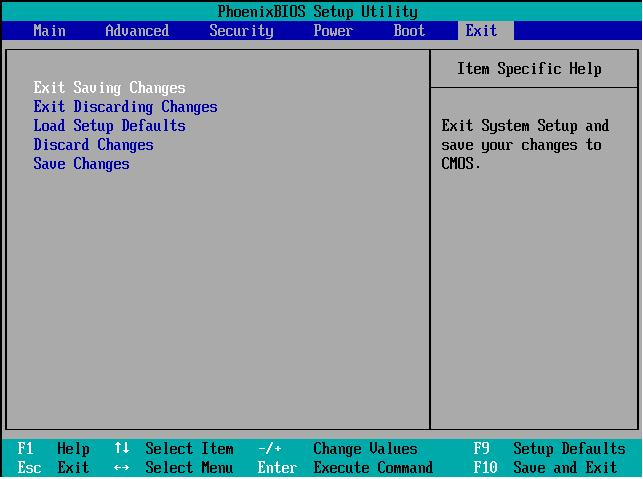 การติดตั้ง Windows