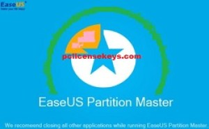 EaseUS Partition Master 15.8 Crack With Serial Key 2021 Free Download