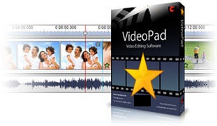 VideoPad Video Editor 10.17 Crack With Registration Key 2021 [Latest] Free