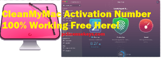 CleanMyMac X 4.6.11 Crack With Activation Number 2020 Download