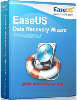 EASEUS Data Recovery Wizard 13.6 Crack With Lifetime Activation 2021