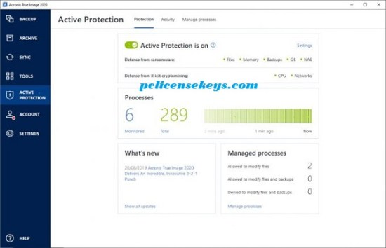 Acronis True Image 2021 Crack With Keygen [Latest] Free Download