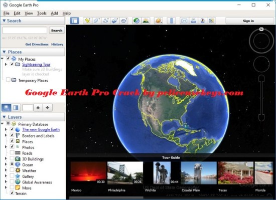 Google Earth Pro 7.3.3.7786 Crack With License Key 2021 Download