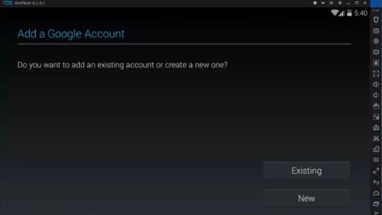 Download Nox Emulator