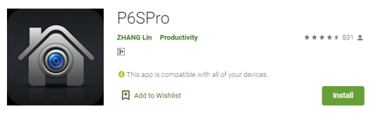 P6SPro Download for Windows PC