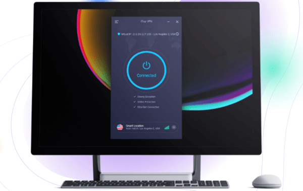 iTop VPN for PC