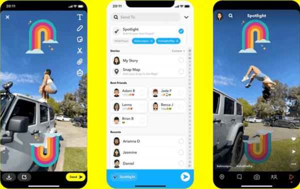 Snapchat Lite for PC