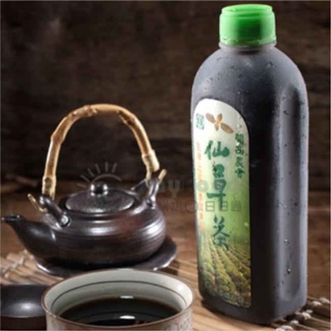 【關西農會】仙草茶 12瓶(960ml/瓶)|飲料丨水|特力家購物網