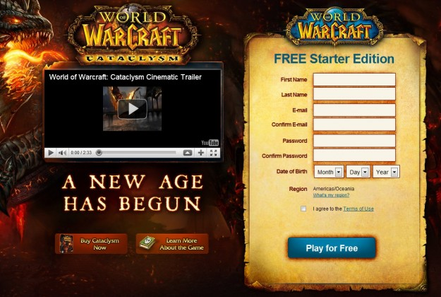 World Of Warcraft Losing Subscribers