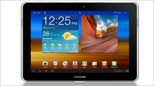 Samsung Galaxy Tab New Design