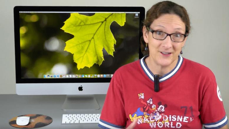 Lisa Gade 2017 iMac 27 Review