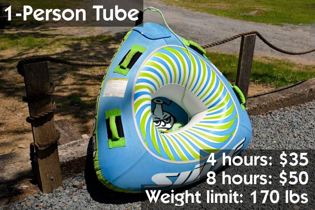1-Person Tube