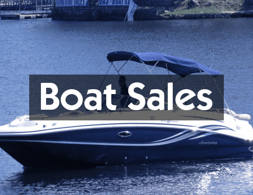 Boat Sales icon