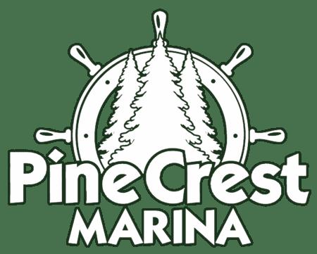 Pine Crest Marina logo