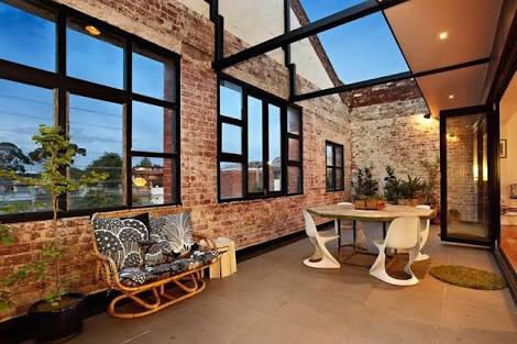 Industrial design renovation