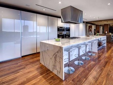 Kitchen design and install