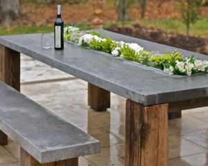 Concrete trend table