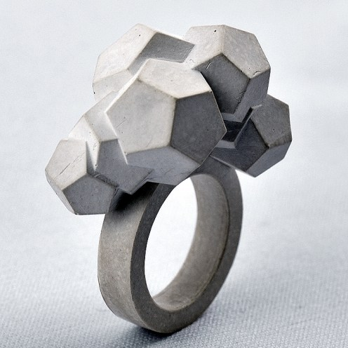 Concrete trend Jewellery