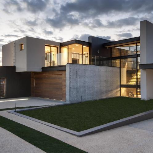 Concrete trend homes