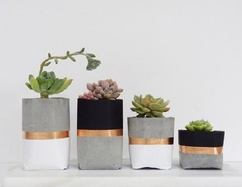 Concrete trend homewares