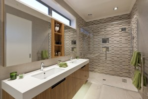 bathroom renovations- lighting and ventilation