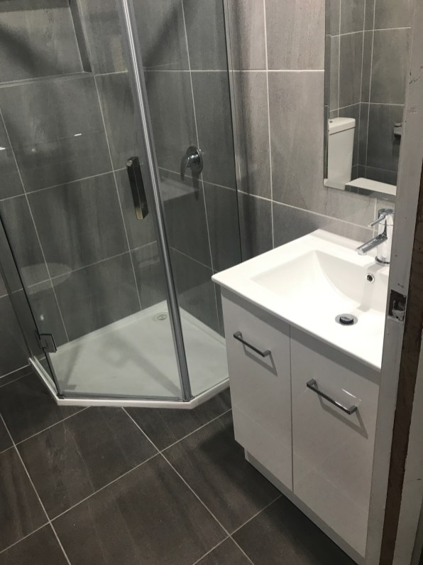 Bathroom renovation - Kilsyth