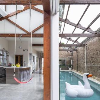 warehouse conversion renovation