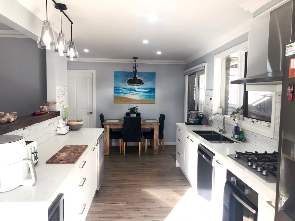 kitchen and dining room renovation Montrose