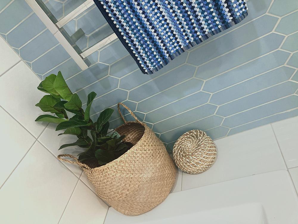 Bathroom renovation, Montrose
