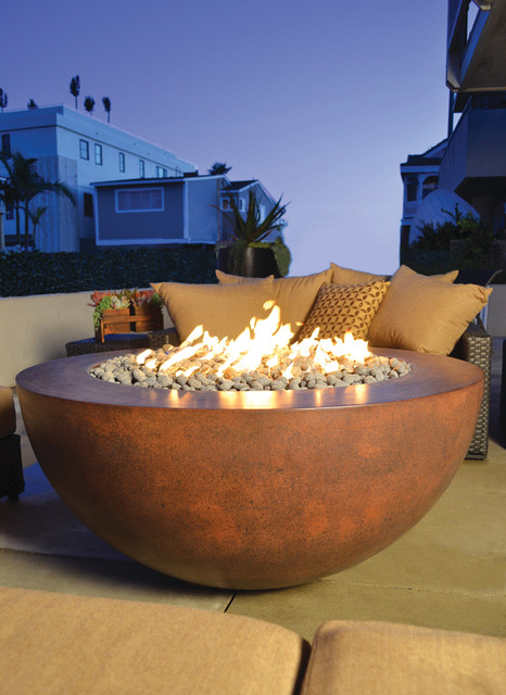 Architectural Fire pit