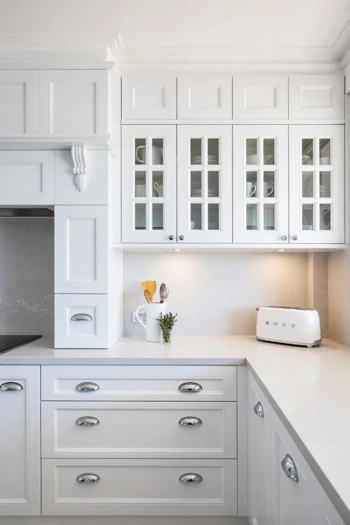 modern French provincial kitchen design