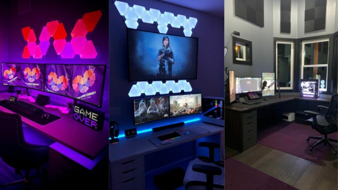 26 Best Gaming Setups Of 2020 With Prices Owners Tips Full Component Lists Hq Pictures