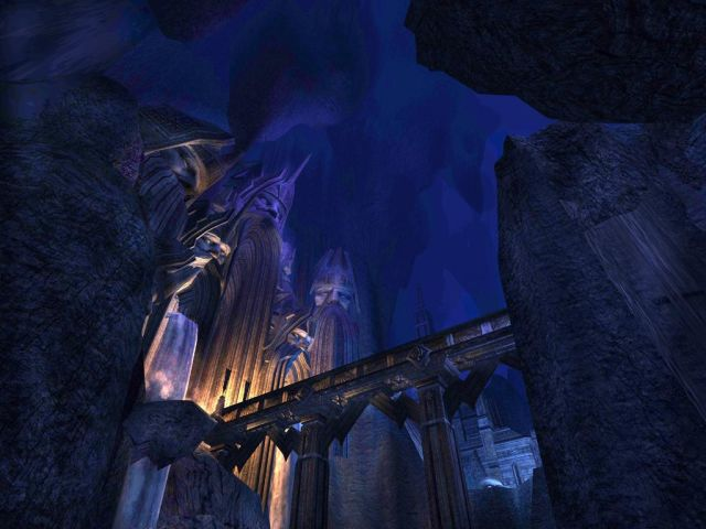 chasm in Lord of the Rings